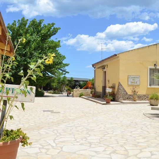 Il giardino del sole sicily by sicily tour operator - Agriturismo il giardino del sole ...